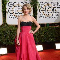 Taylor Swift en los Globos de Oro 2014