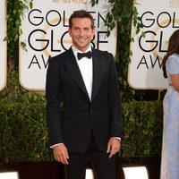 Bradley Cooper en los Globos de Oro 2014