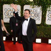 Jimmy Fallon en los Globos de Oro 2014