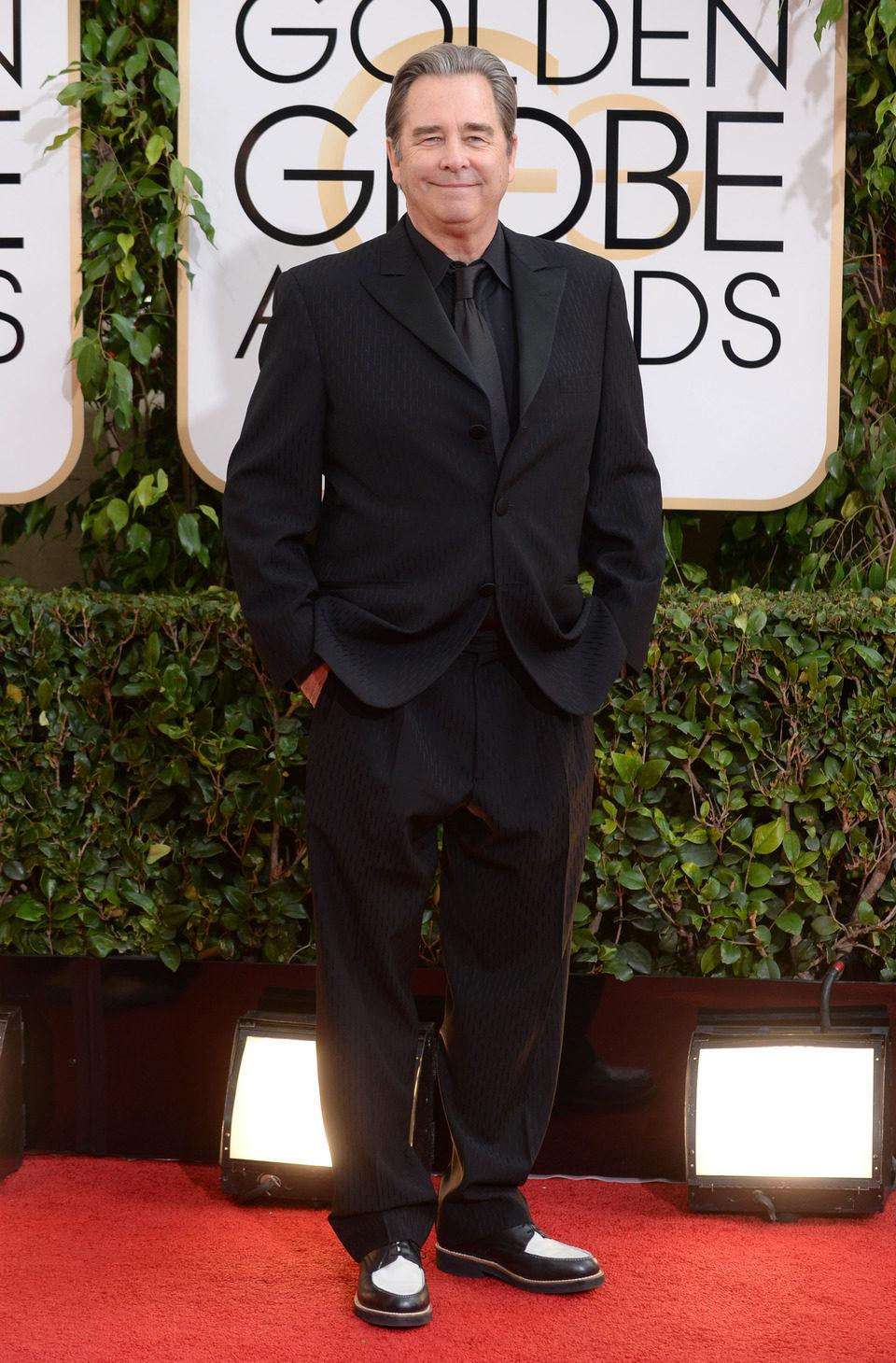 Beau Bridges en los Globos de Oro 2014
