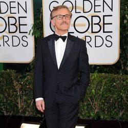 Christoph Waltz en los Globos de Oro 2014