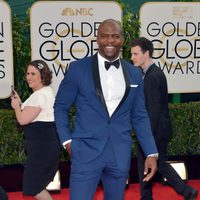 Terry Crews en los Globos de Oro 2014
