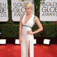 Margot Robbie en los Globos de Oro 2014