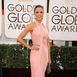 Eva LaRue en los Globos de Oro 2014