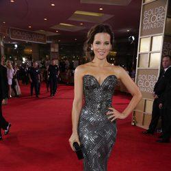 Kate Beckinsale en los Globos de Oro 2014