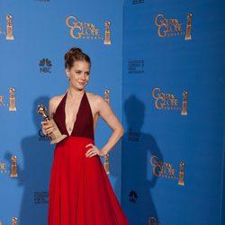 Amy Adams, mejor actriz de comedia en los Globos de Oro 2014