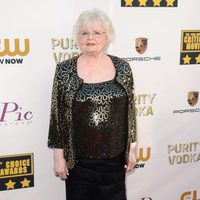 June Squibb a su llegada a la gala de los Critics' Choice Movie Awards 2014