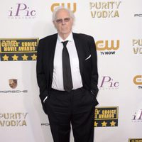Bruce Dern a su llegada a la gala de los Critics' Choice Movie Awards 2014