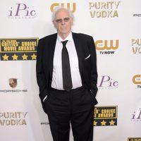 Bruce Dern a su llegada a la gala de los Critics' Choice Movie Awards 2014