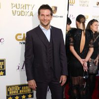 Bradley Cooper a su llegada a la gala de los Critics' Choice Movie Awards 2014