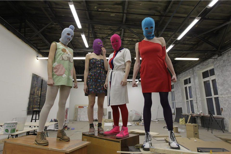Pussy Riot: Una plegaria punk, fotograma 2 de 9