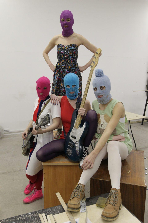 Pussy Riot: Una plegaria punk, fotograma 1 de 9