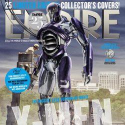 Portada del Centinela de 'X-Men: Días del futuro pasado'