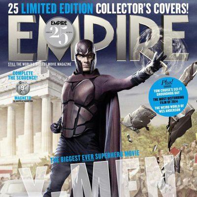 Portada de Magneto Joven de 'X-Men: Días del futuro pasado'