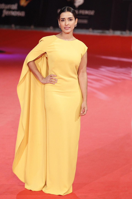 Inma Cuesta en los Premios Feroz 2014