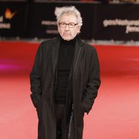 José Sacristán en la alfombra roja de los Feroz 2014