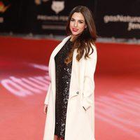 Alicia Rubio en los Premios Feroz 2014