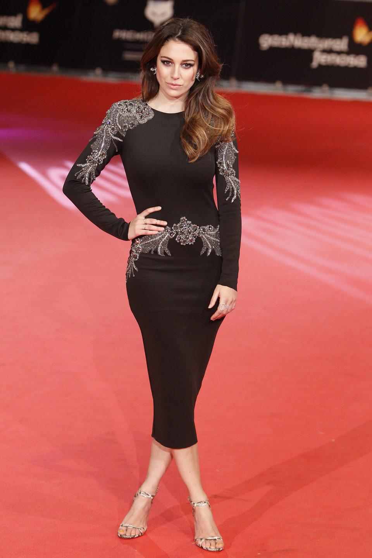Blanca Suárez en los Premios Feroz 2014