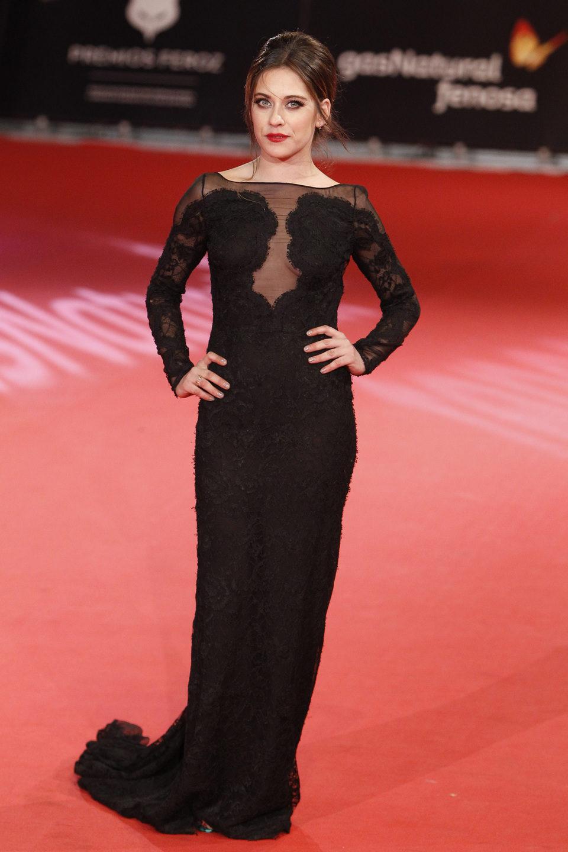 María León en los Premios Feroz 2014