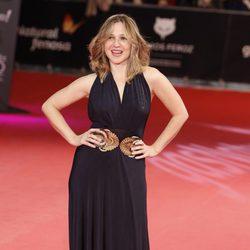 Pilar Castro en los Premios Feroz 2014