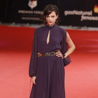 Macarena Gómez en los Premios Feroz 2014