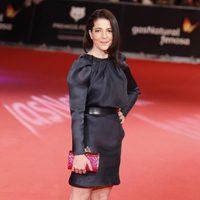 Nora Navas en los Premios Feroz 2014