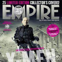 Portada del profesor Charles Xavier de 'X-Men: Días del futuro pasado'