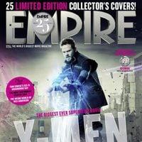 Portada del Hombre de Hielo de 'X-Men: Días del futuro pasado'