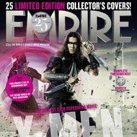 Portada de Warpath de 'X-Men: Días del futuro pasado'