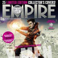 Portada de Sunspot de 'X-Men: Días del futuro pasado'