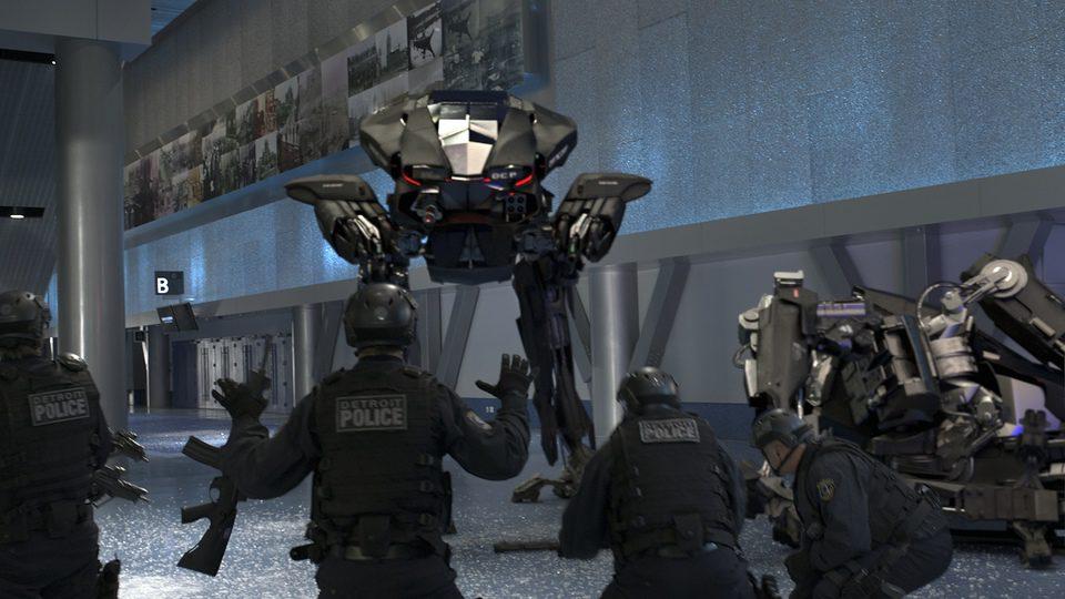 RoboCop, fotograma 1 de 48