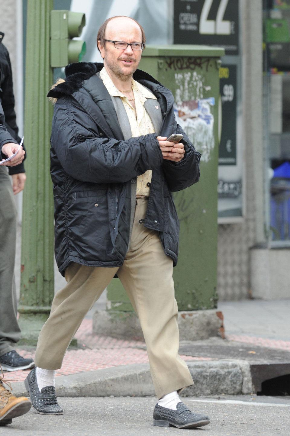 Santiago Segura en el set de rodaje de \'Torrente 5\', Tamaño completo ...