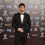 Hugo Silva en los Premios Goya 2014