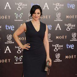 María Morales en los Goya 2014