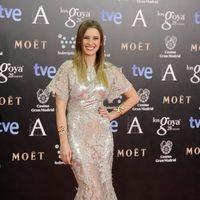 Manuela Vellés en los Goya 2014