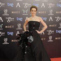 Silvia Abascal en los Premios Goya 2014