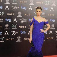 Norma Ruiz en los Goya 2014