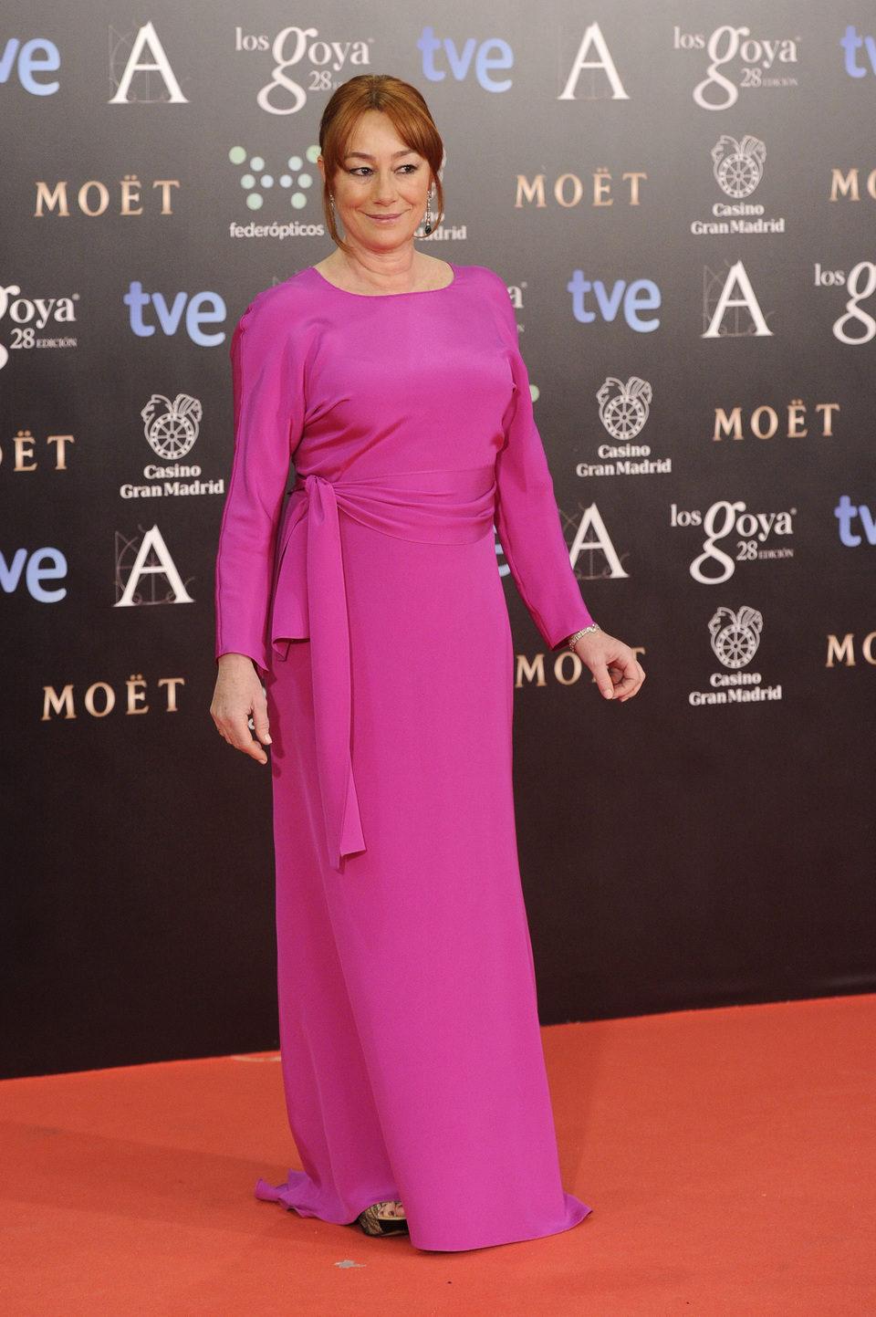 Gracia Querejeta en los Premios Goya 2014