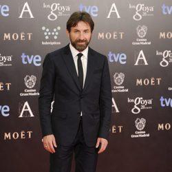 Antonio de la Torre en la alfombra roja de los Goya 2014