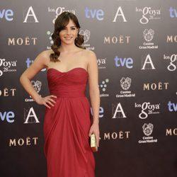 Andrea Duro en los Goya 2014