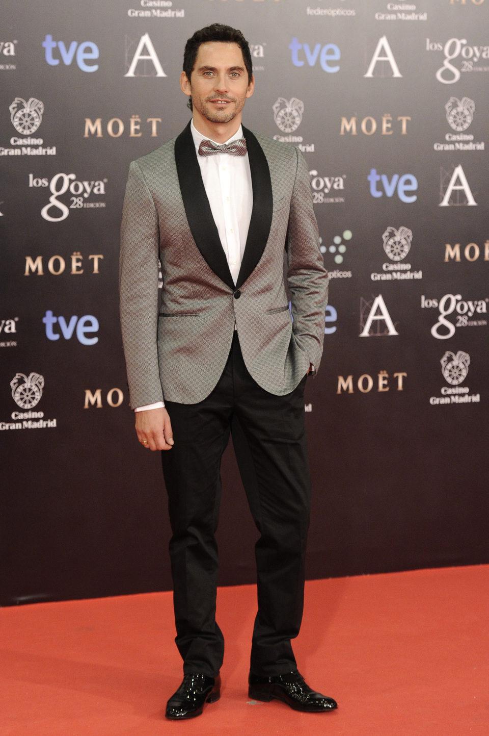 Paco León en los Premios Goya 2014