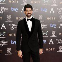 Miguel Ángel Muñoz en los Premios Goya 2014
