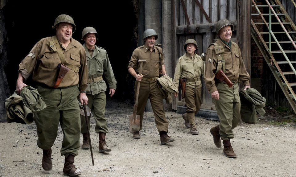 Monuments Men, fotograma 7 de 20