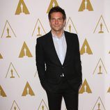 Bradley Cooper en el almuerzo de los nominados a los Premios Oscar 2014