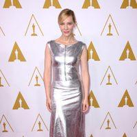 Cate Blanchett en el almuerzo de los nominados a los Premios Oscar 2014