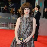 Jemima Rooper en la alfombra roja de los BAFTA 2014