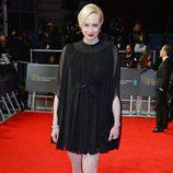 Gwendoline Christie en los Premios BAFTA 2014