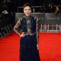 Maggie Gyllenhaal en los Premios BAFTA 2014