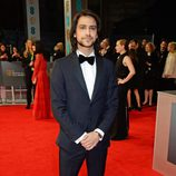 Luke Paqualino en los Premios BAFTA 2014