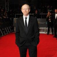 Ron Howard en la alfombra roja de los BAFTA 2014